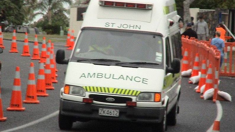 Скорая помощь Новой Зеландии