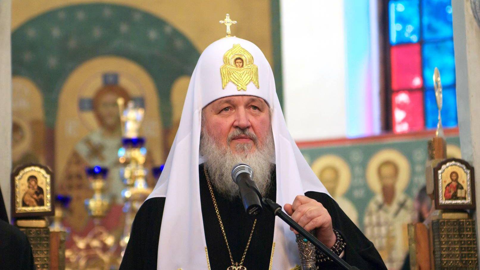 Патриарх Кирилл проведет молебен послучаю инаугурации Российского Президента