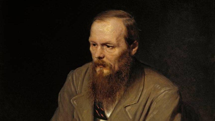 Василий Перов. Портрет писателя Ф. М. Достоевского (фрагмент). 1872 год.