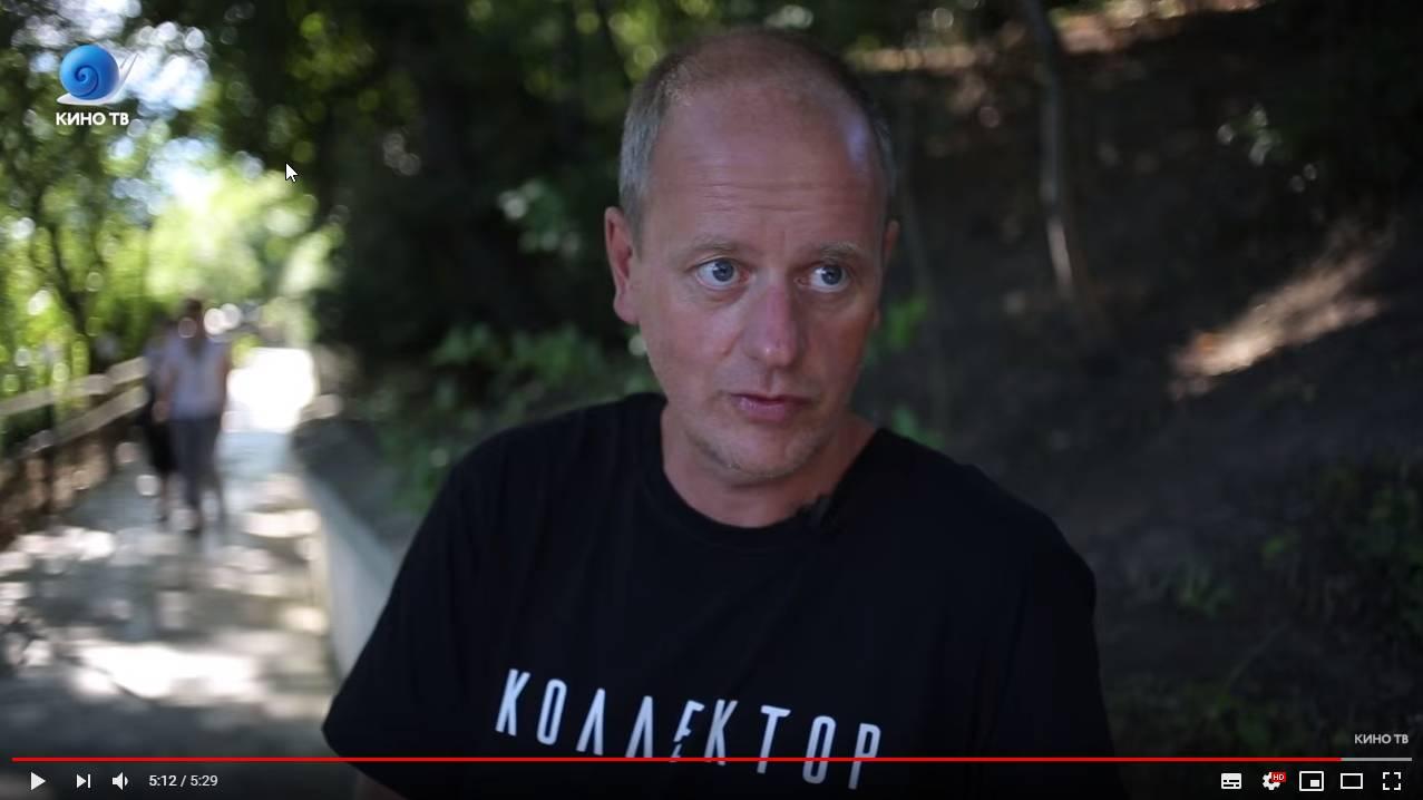Режиссер Алексей Красовский