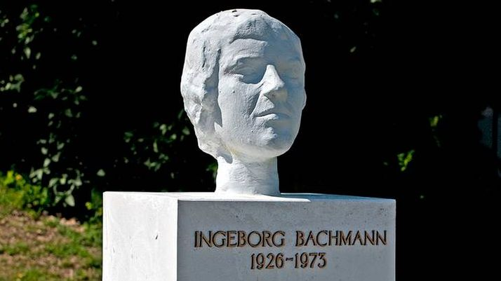 Бюст Ингеборг Бахман. Австрия