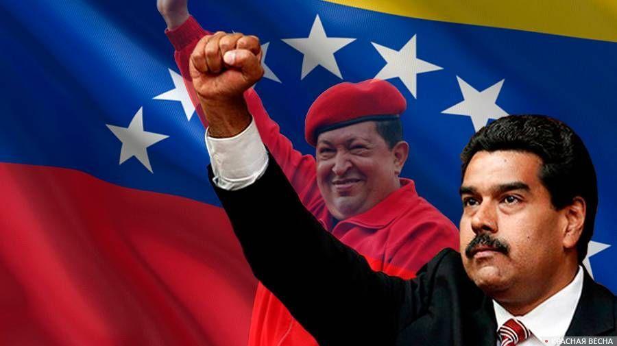 Избирком Венесуэлы поместил 10 фотографий Мадуро набюллетень для голосования
