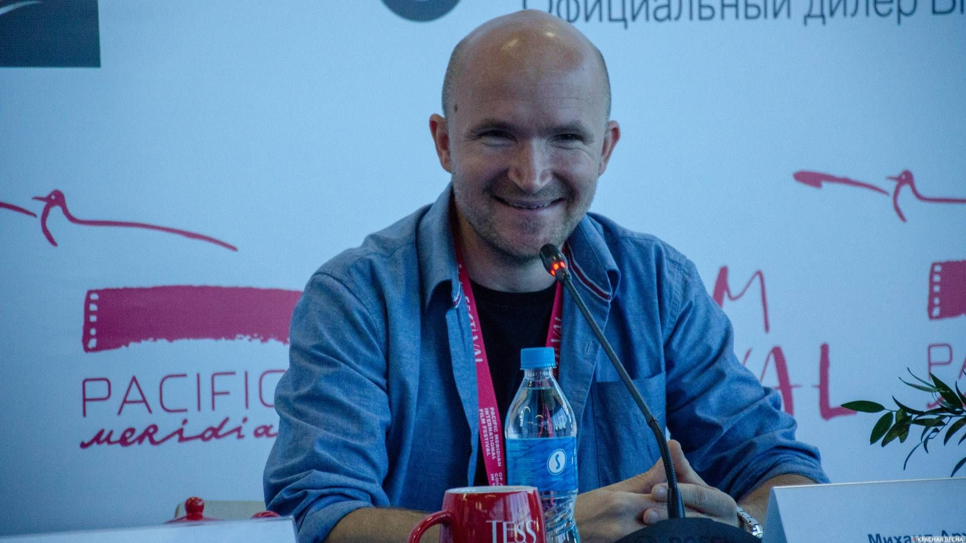 Михаил Архипов, кинофестиваль «Меридианы Тихого — 2019»
