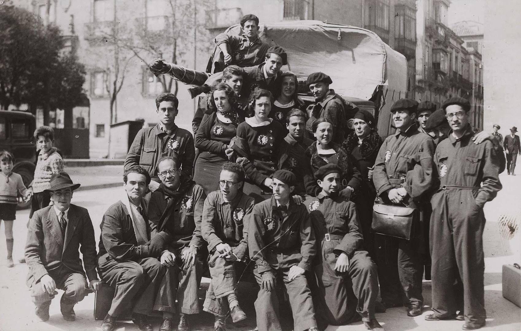 «Ла Баррака». 1933