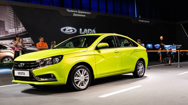 Виюле «АвтоВАЗ» нарастил продажи на11%