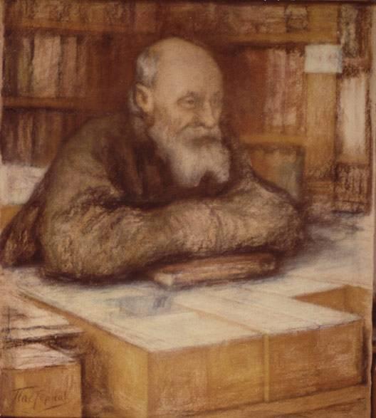 Основатель русского космизма Николай Фёдоров