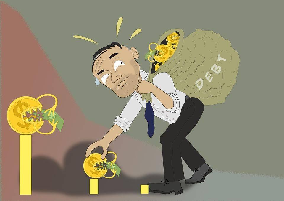 Задолженность, кредит