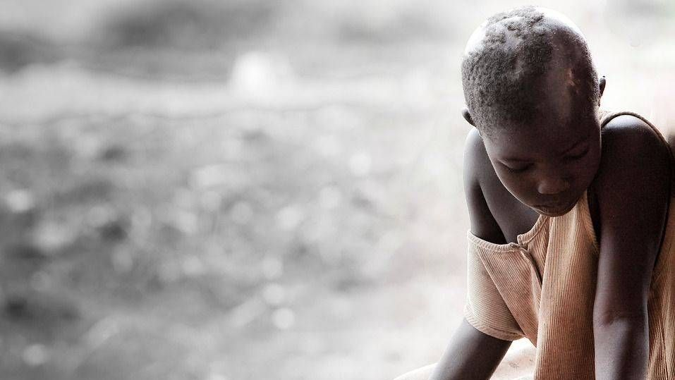 Африка, болезнь.