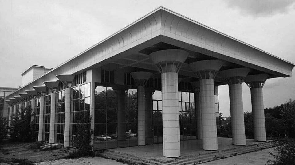 Здание ДК Телты
