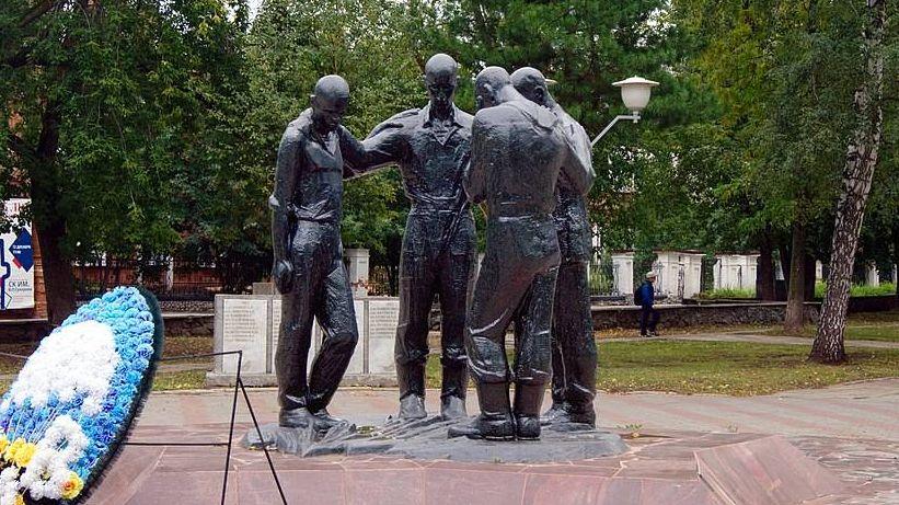 Мемориал «Разорванное братство»