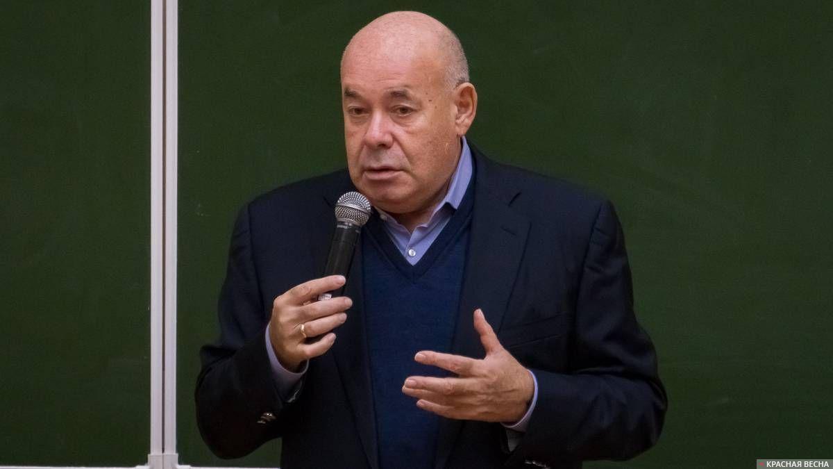 Михаил Швыдкой. Фестиваль науки в Москве
