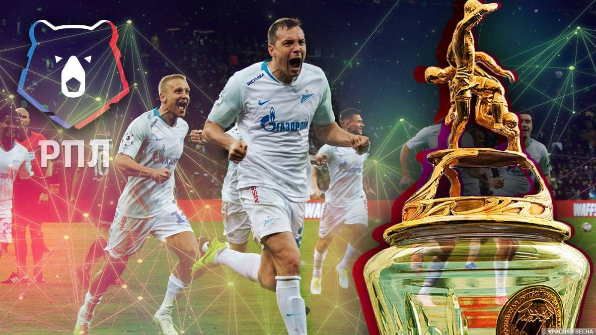 Российская премьер-лига. Итоги 24-го тура