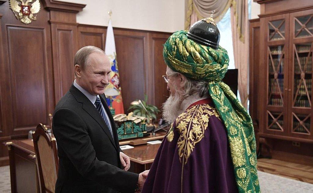 Картинки по запросу муфтий россии