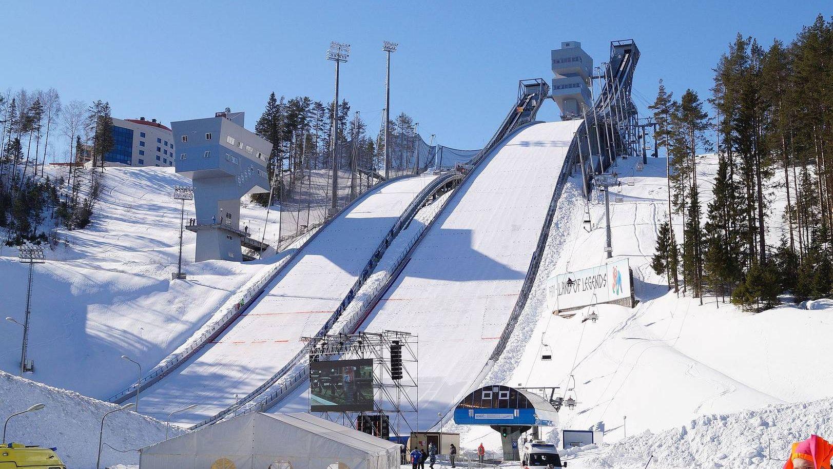 Федеральный центр подготовки по зимним видам спорта «Снежинка» имени А.А. Данилова