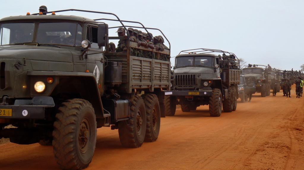 Вооруженные силы африканских стран [(сс) US Army Africa]