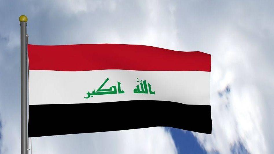 Ирак, флаг