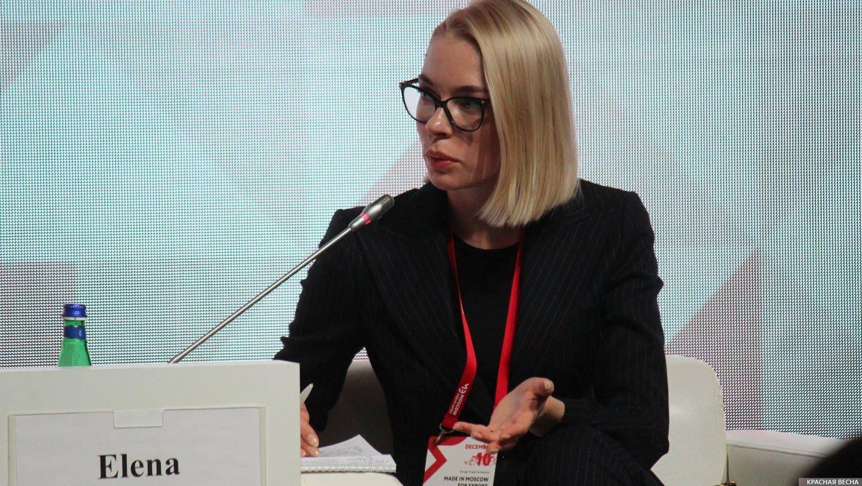 Елена Шифрина