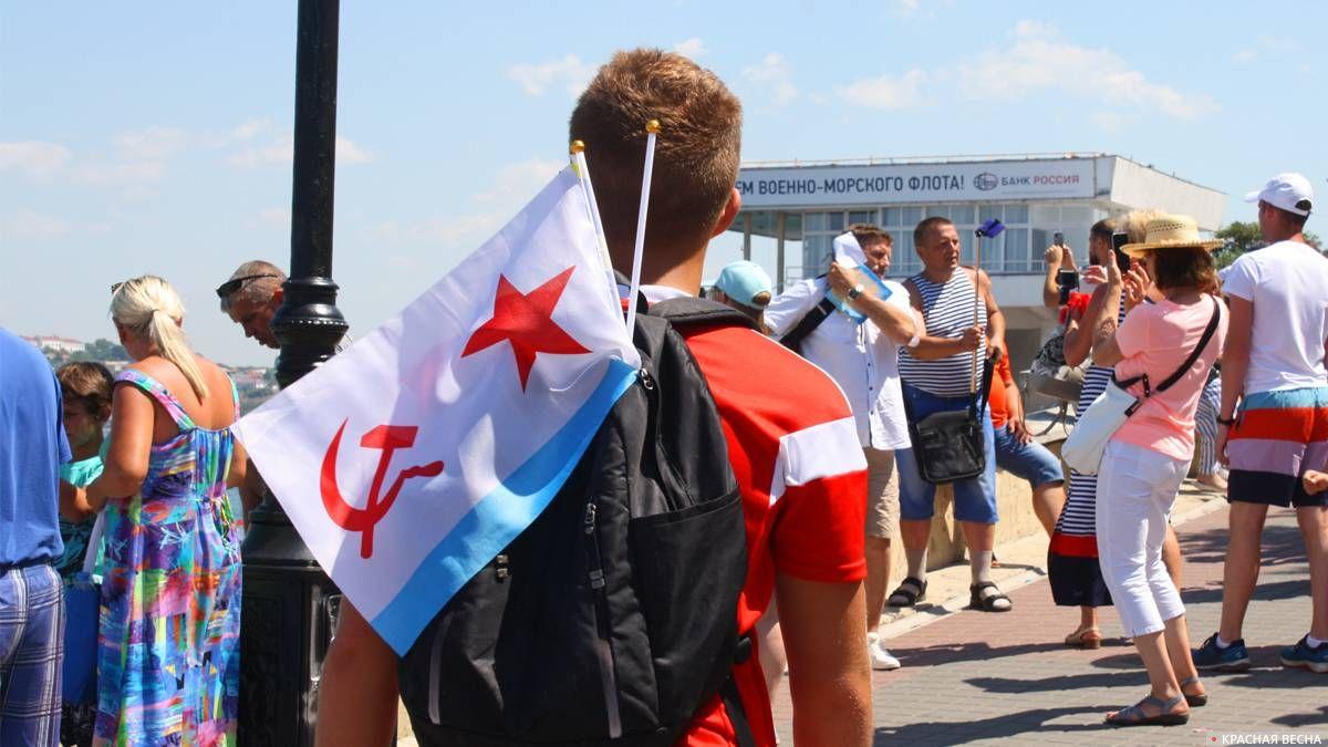 Парад ВМФ 28.07.2019 г. Севастополь
