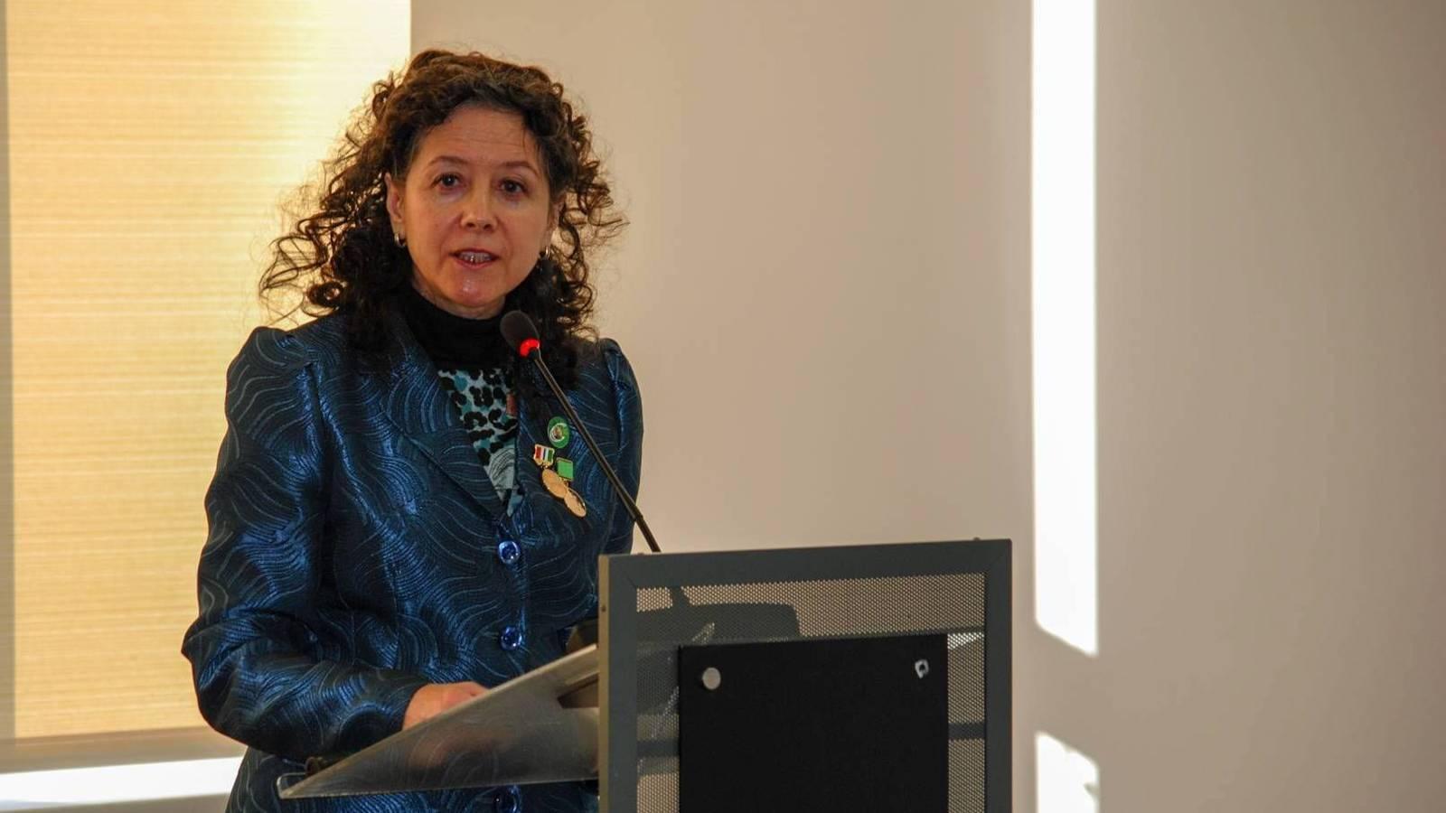 Ирина Щетинина. Конференция о последствиях пенсионной реформы. Новосибирск
