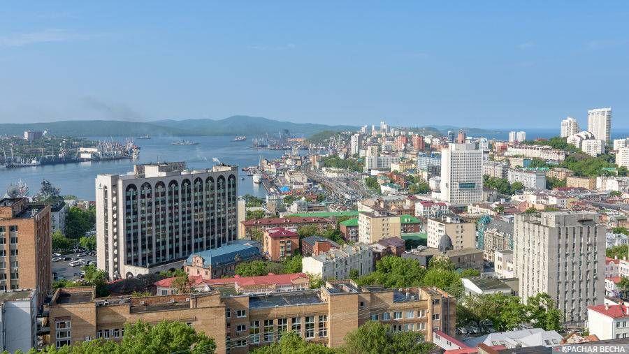 Владивосток, Россия.
