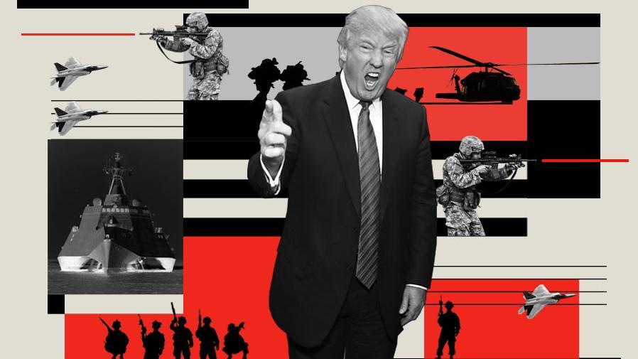 Трамп  [Сергей Кайсин © ИА Красная весна]