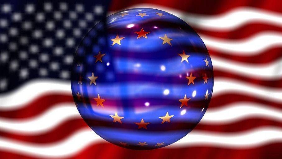 Европа, США