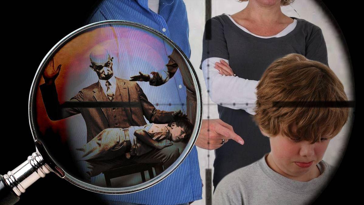 Миф о насилии в семье