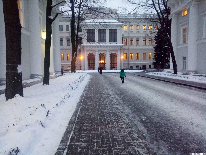 Санкт-Петербург. Дворец творчества юных