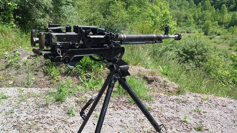 12,7 мм крупнокалиберный пулемёт Дегтярёва — Шпагина образца 1938 года