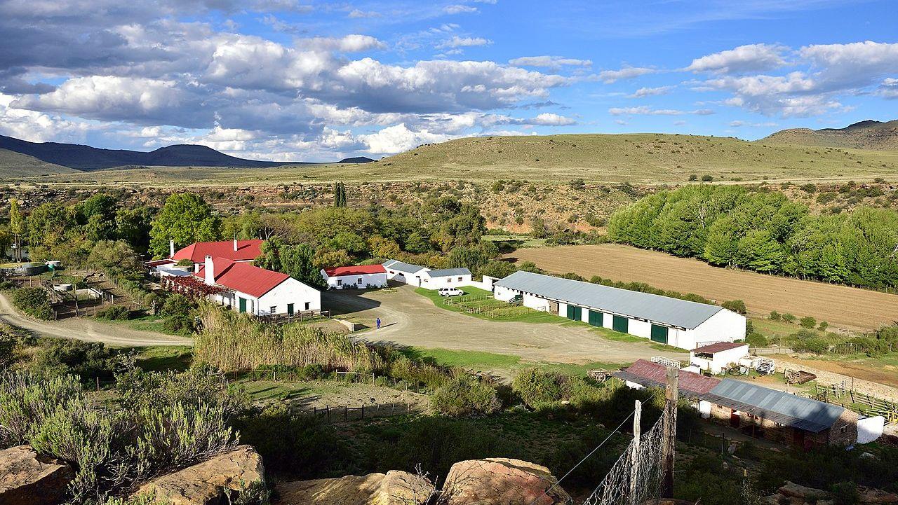 Ферма в ЮАР