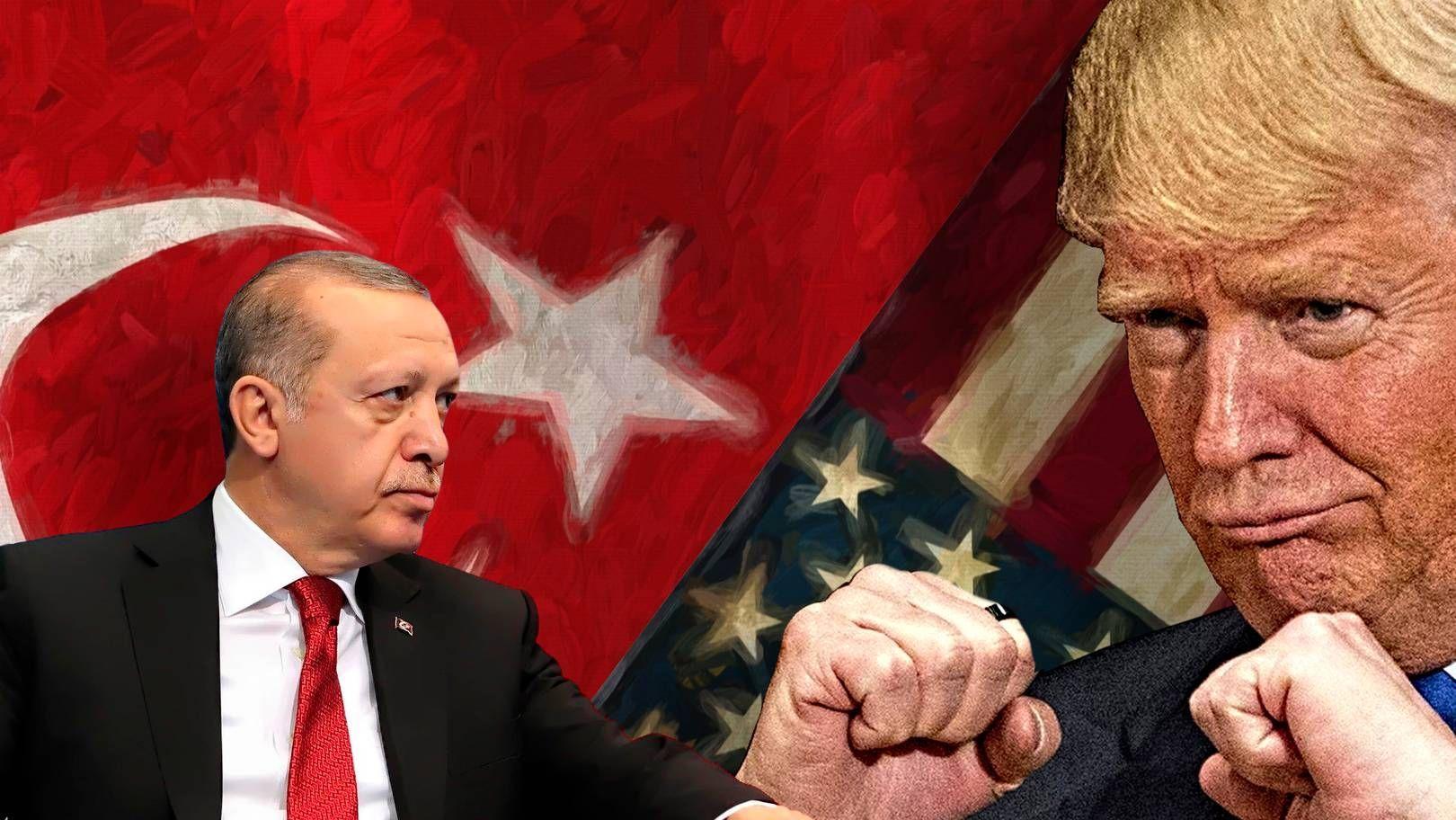 Эрдогану Трамп не указ. Турция продолжит закупать газ в Иране