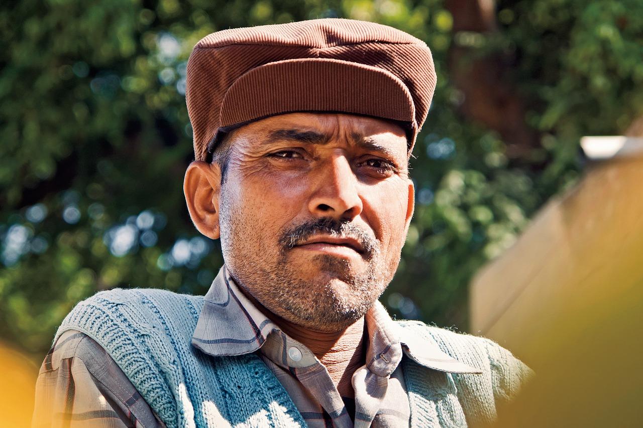 Житель Индии, автор: Devanath, лицензия: CC0 1.0