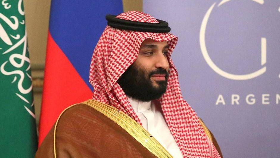 Наследный принц, Министр обороны Саудовской Аравии Мухаммед бен Сальман аль Сауд