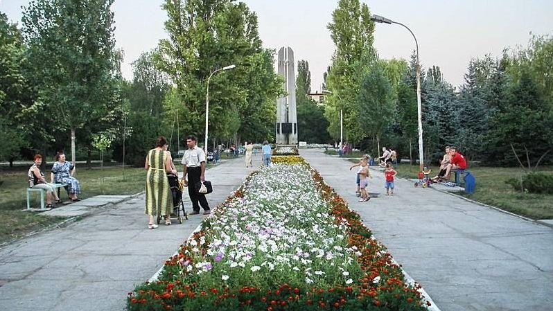 Бендеры. Памятник