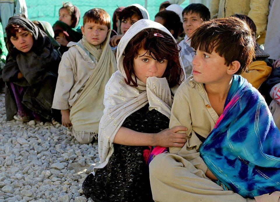 Афганистанские дети