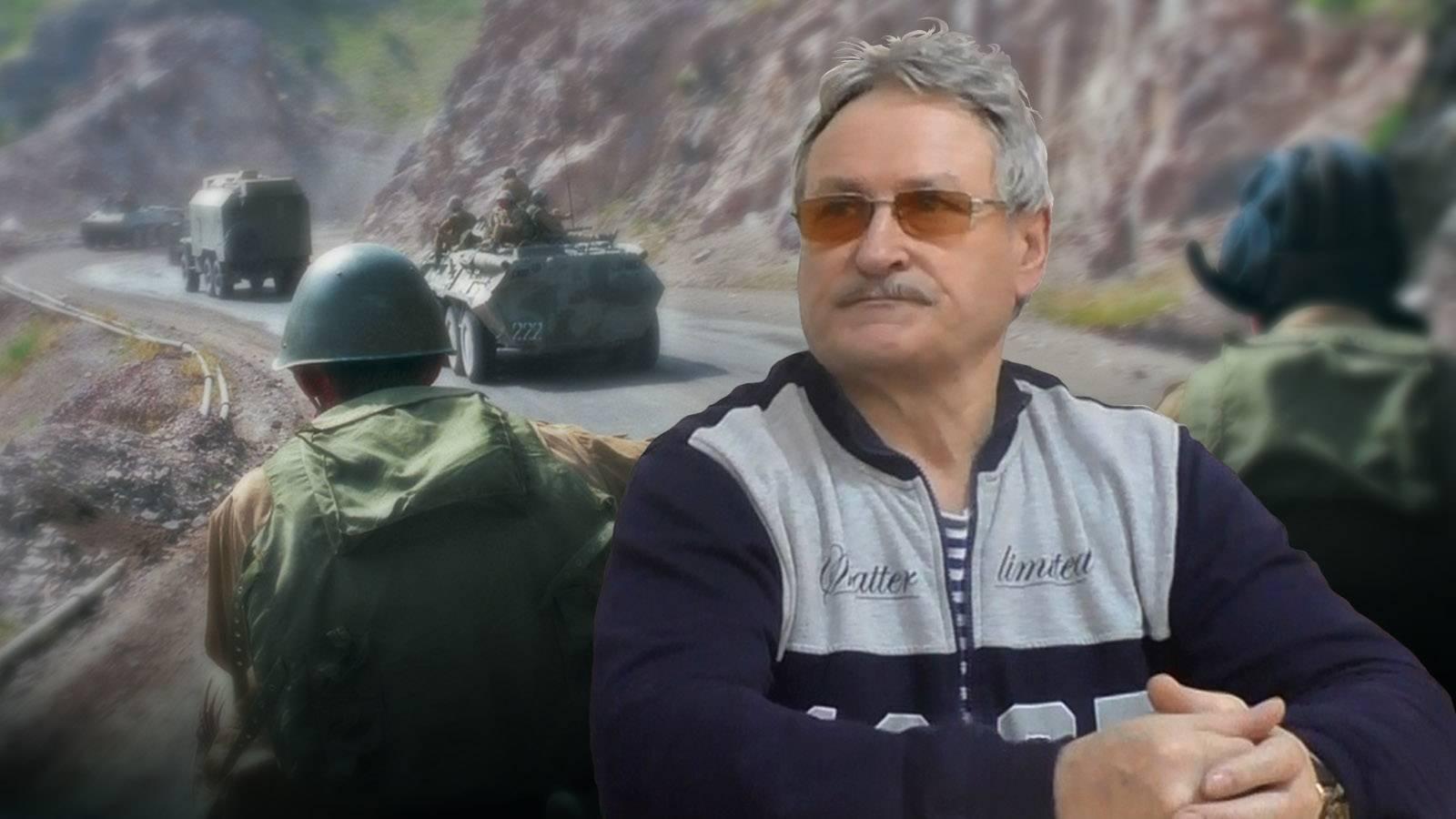 Николай Харламов, офицер, участник войны в Афганистане