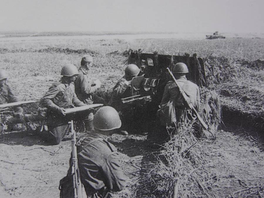 Лето 1942 г. Оборона в излучине Дона