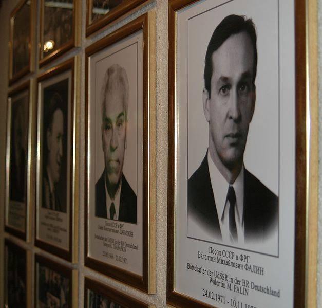 Валентин Фалин скончался на92-м году жизни