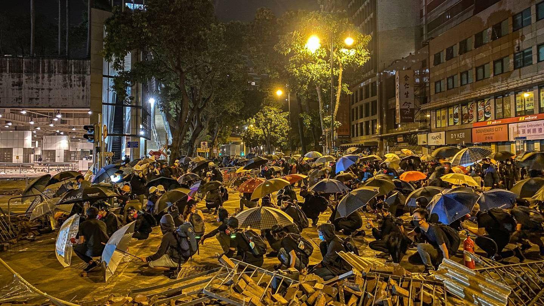 Акции в Гонконге