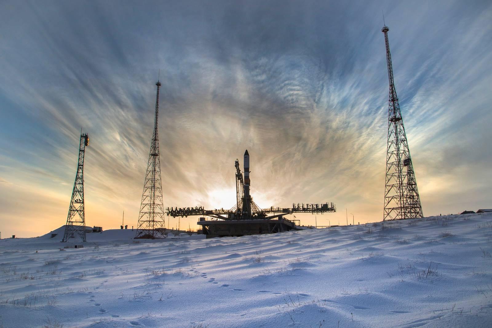 Запуск «Прогресс МС-08»
