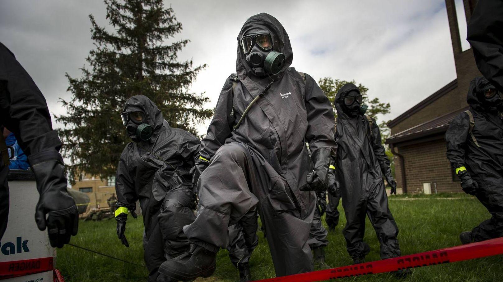 Химическая защита