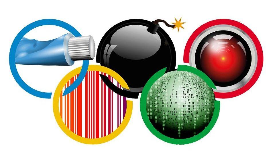 Олимпийские войны