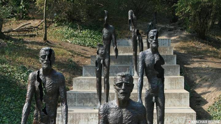 Мемориал Жертвы коммунизма в Праге. Чехия