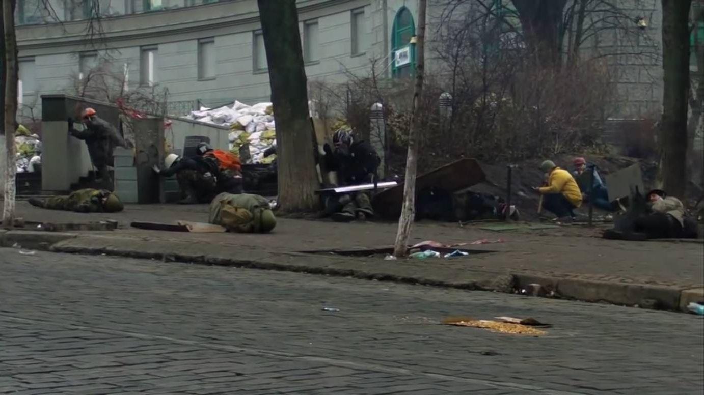 Цитата из д/ф «Бойня на Майдане»