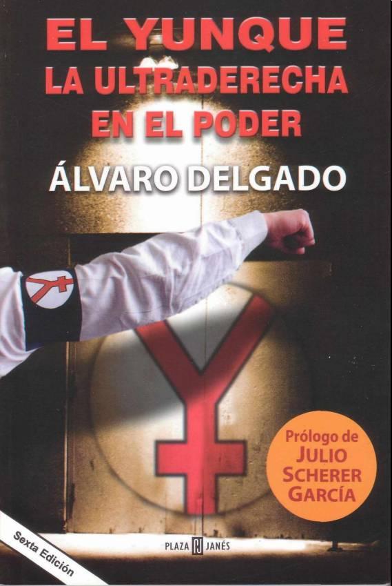 Обложка книги Альваро Дельгадо «Эль-Юнке»