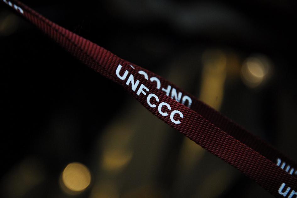 Рамочная конвенция ООН по изменению климата (UNFCCC) [(cc) Adopt A Negotiator]