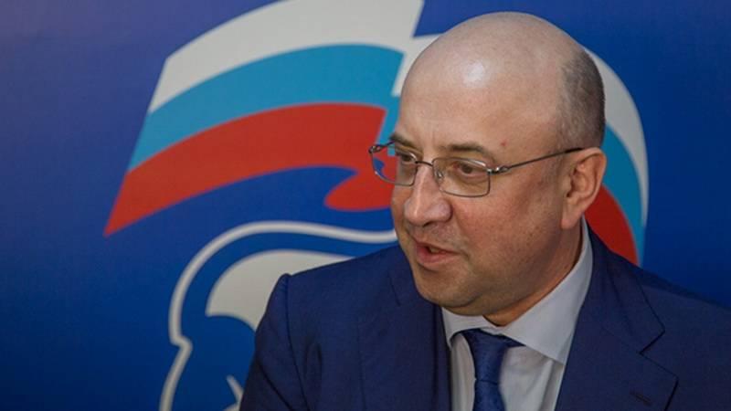 Володин проголосовал наизбирательном участке вцентральной части Москвы