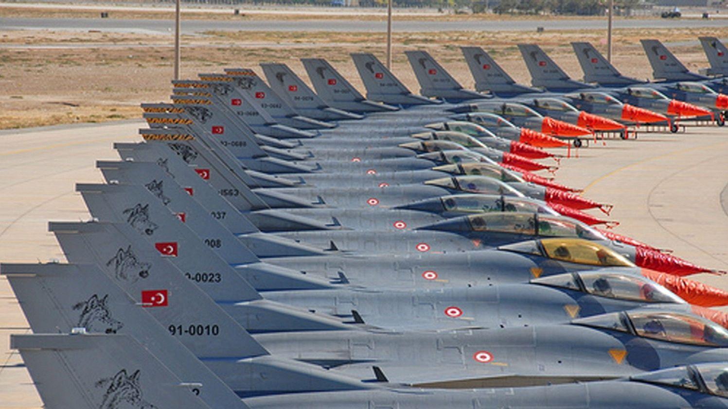 Турецкая авиация (сс)
