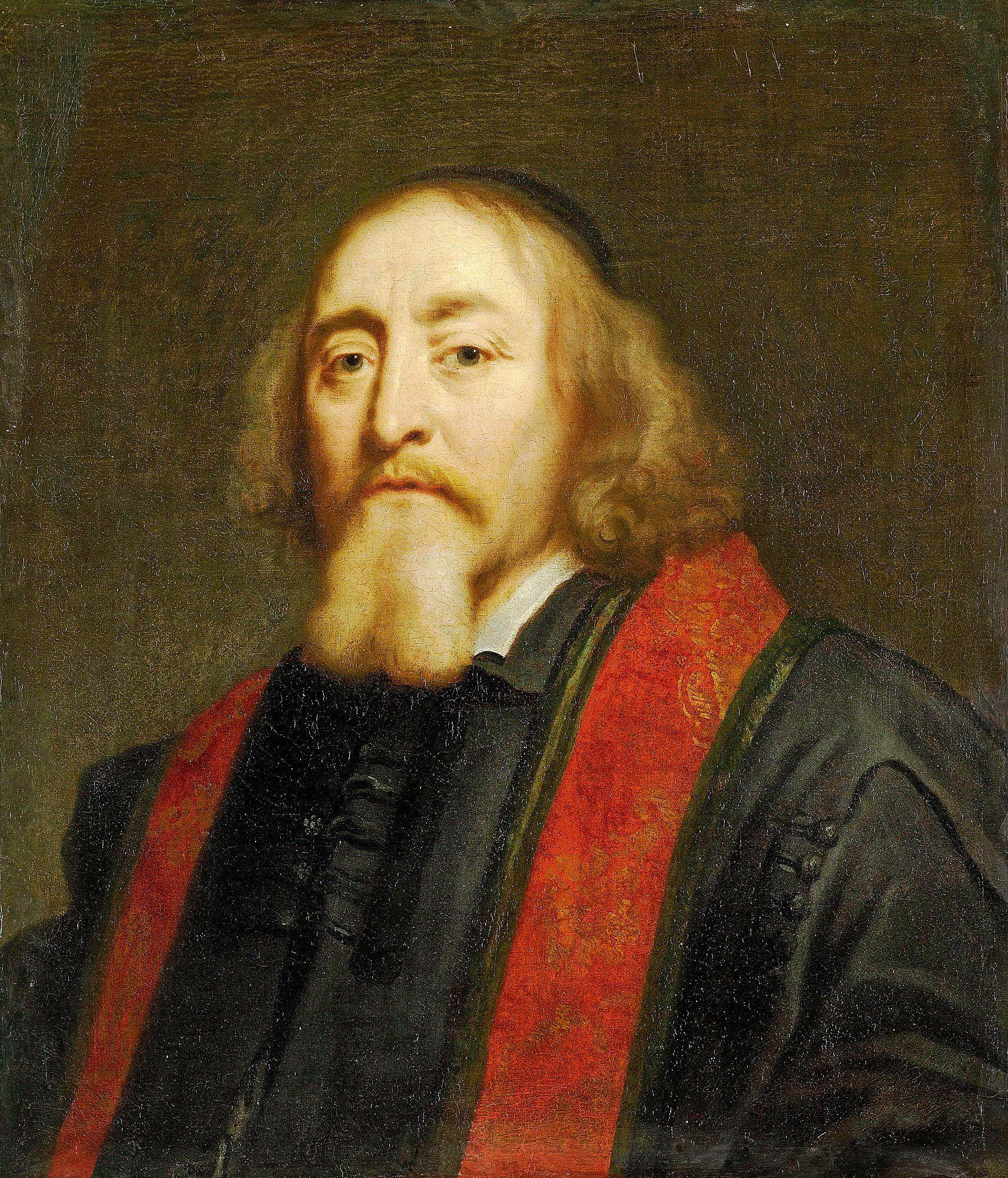 Юрген Овенс. Ян Амос Коменский. 1658