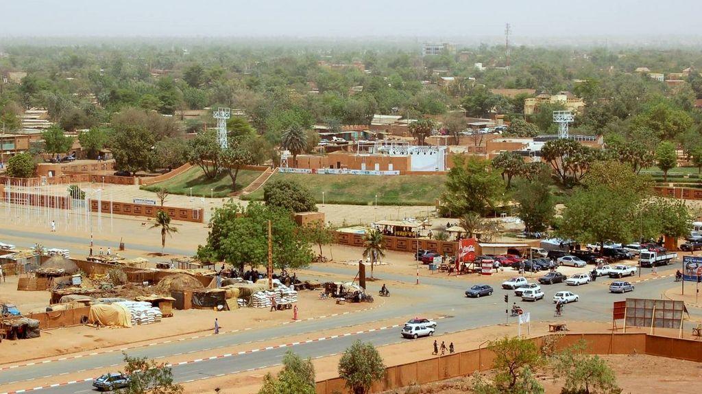Ниамей. Нигер